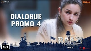 Raazi   Dialogue Promo 4   Koshish Kar Rahi Hu