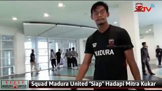 Skuad Madura United SIAP hadapi lawanya, Mitra Kukar