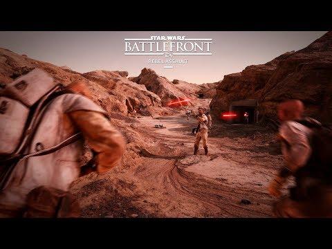 Rebel Assault - Star Wars Battlefront Cinematic Film