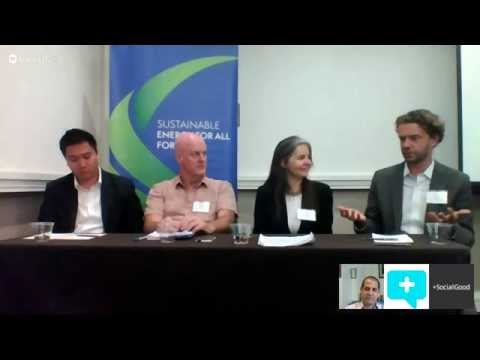 SE4ALL +SocialGood -  Powering Possibilities: The Future of Renewable Energy