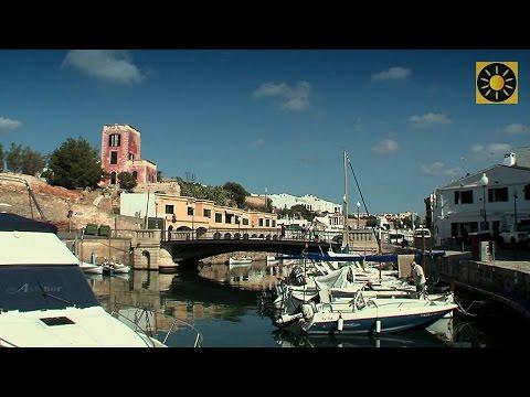 """MENORCA - Teil 3 """"Hafenstadt Ciutadella - Fornells - Monte Toro """" Balearen SPANIEN"""