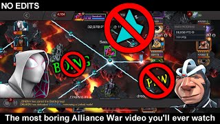 You don't need to watch this Alliance War video
