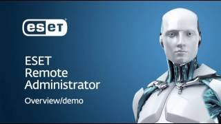 ESET Remote Administrator Overview/Demo - Endpoint-Security Management