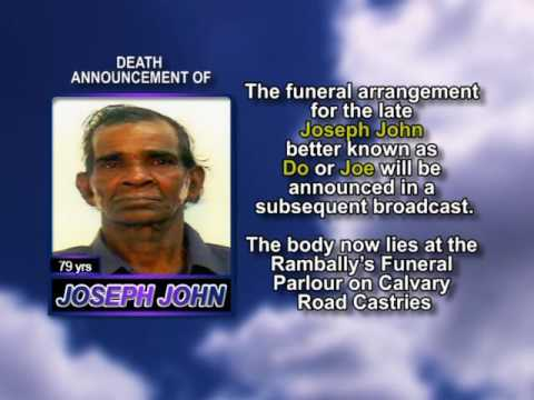 Joseph John short
