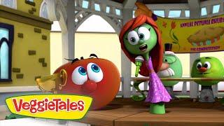 VeggieTales In the House - Pie Awards
