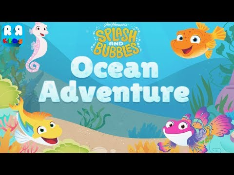 Splash and Bubbles Ocean Adventure (By PBS KIDS) - New Best