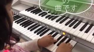 ペース・メソッド モペットクラスレッスン♪ 「かぼちゃのすきなピーター」相模大野 ピアノ・エレクトーン・リトミック教室 YUNOKI music studio