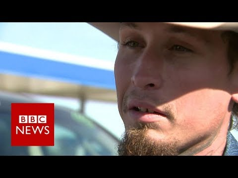Texas shooting: Suspect-chaser describes pursuit of shooter – BBC News