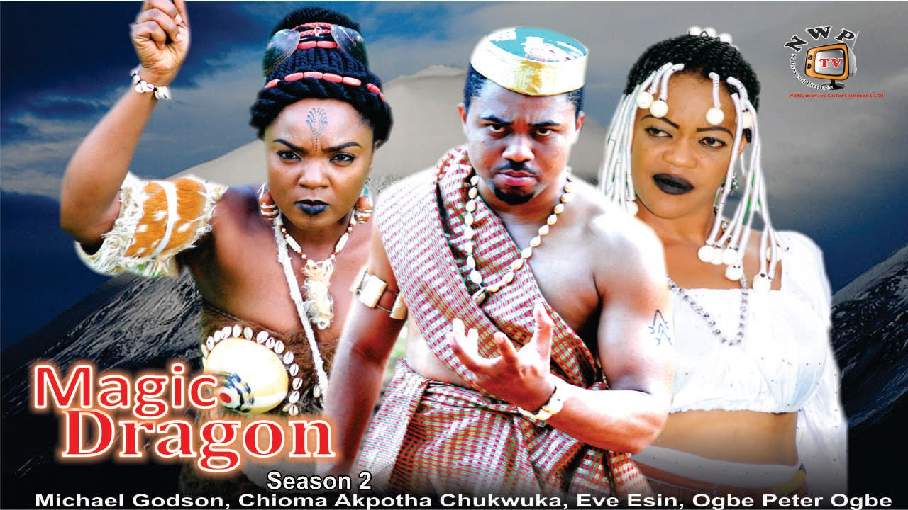 Download Magic Dragon season 6  -   2016 Latest Nigerian Nollywood Movie