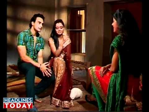 'I am used to heavy costumes on TV'-Parul Chauhan-Part 3 of 6