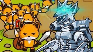 КОТЗИЛЛА ВОЗВРАЩАЕТСЯ! ► StrikeForce Kitty |3| Прохождение