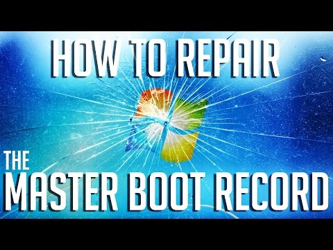 How To Fix Master Boot Record (MBR) In Windows 10 | 8.1 | 8 | 7