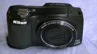 Устранение причины поломки крышки батарейного отсека Nikon Coolpix L610