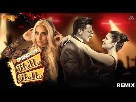 Hello Hello (Remix) Prince Narula | Yuvika Chaudhary | Piyush  | Dj Goddess | White Hill Music