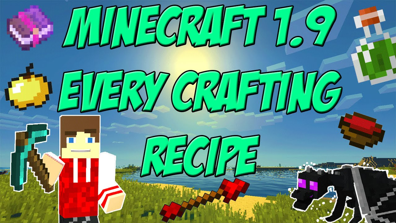 how to make potions in minecraft recipes
