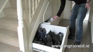 Understairs Storage In Dublin, Ireland