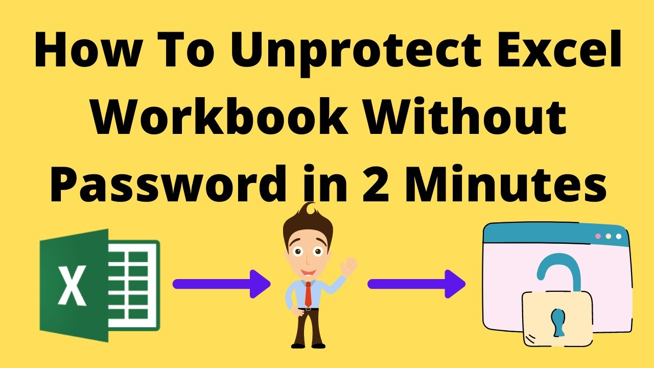 How to Unprotect Excel Workbook Without Password Online 20