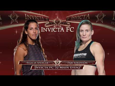 Invicta FC 32: Spencer vs Sorenson Commentator Preview