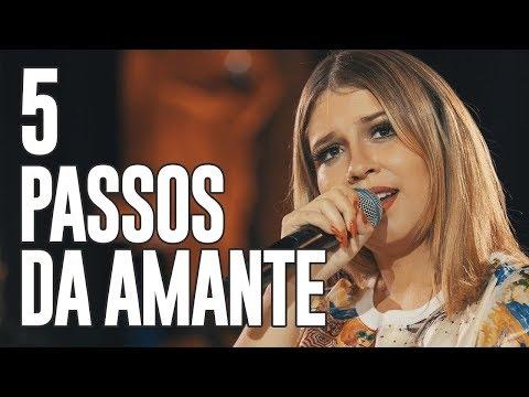 5 PASSOS da AMANTE com Marília Mendonça