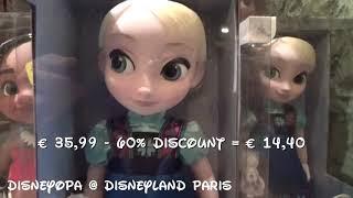 Disneyland Paris Merchandise Extra Sale Dezember DisneyOpa