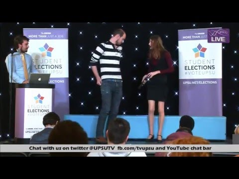 Portsmouth Student Elections: Student Officer Question Time