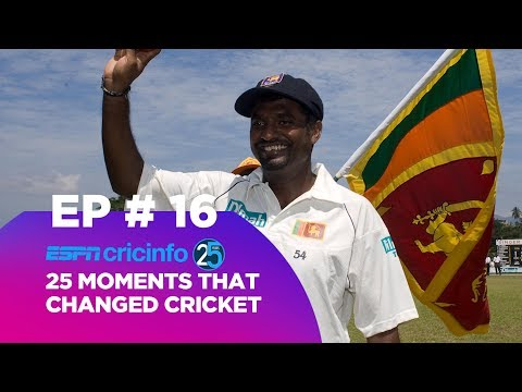 How Murali finishing with 800 test wickets changed cricket (16/25)