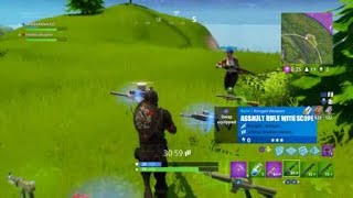 Fortnite New IMPULSE GRENADES Early Leaked footage -UNSEENMD (Extrait)