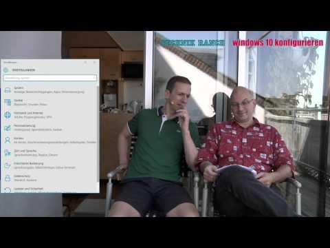 Technik Ranch 75: Windows 10 - für wen und wie sicher nutzen?