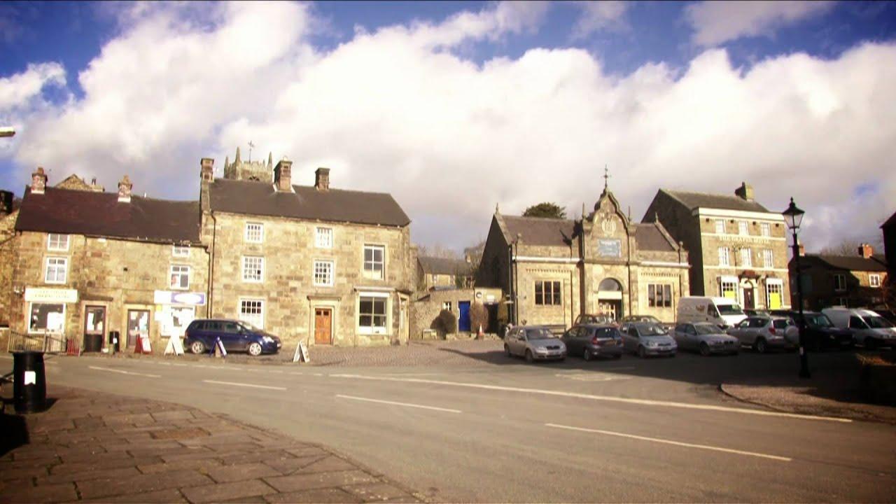Longnor  Peak District Villages  Youtube