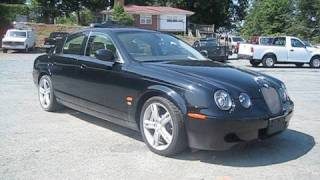 2005 Jaguar S Type R Supercharged Start Up, Exhaust, and In Depth Tour