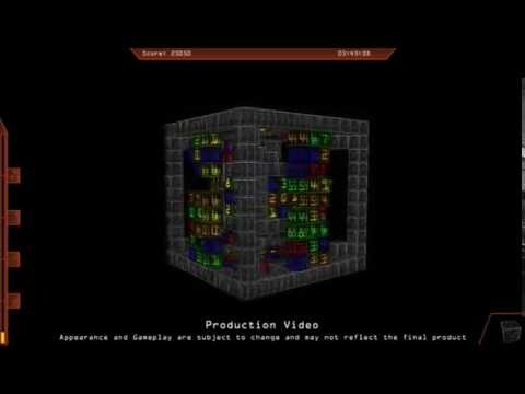 Cube27 - Early Production Gameplay