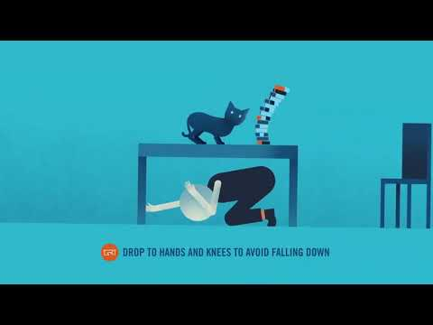 When The Earth Shakes - Animated Video