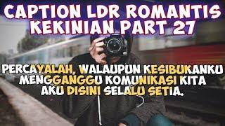 Caption LDR Romantis Kekinian Status wa status foto Quotes Remaja Part 27