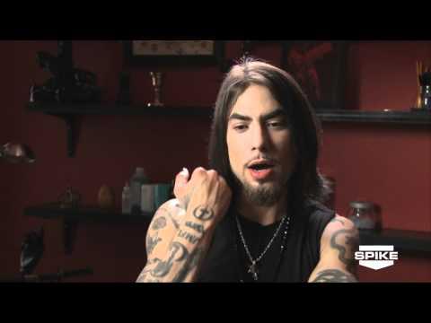 Ink Master: Dave Navarro's Tattoos