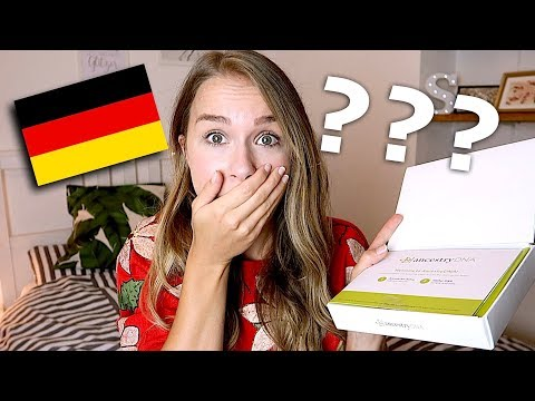 German Girl DNA Test Results With Ancestry DNA!