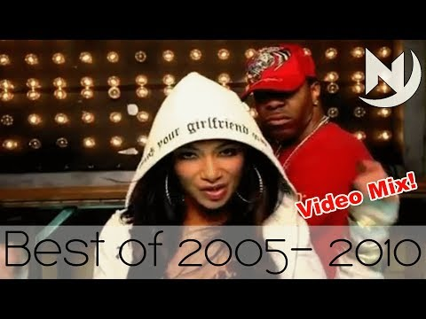 Best of Throwback English & German Party Music Hits 2005 - 2010 | Pop / RnB / Hip Hop Songs