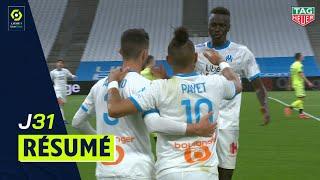 Résumé 31ème journée - Ligue 1 Uber Eats / 2020-2021
