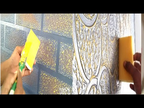 4 wall painting ideas for easy method