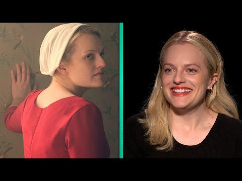 Handmaid's Tale Star Elisabeth Moss Reacts to How Women Are Using Iconic Red Costume for Protes…