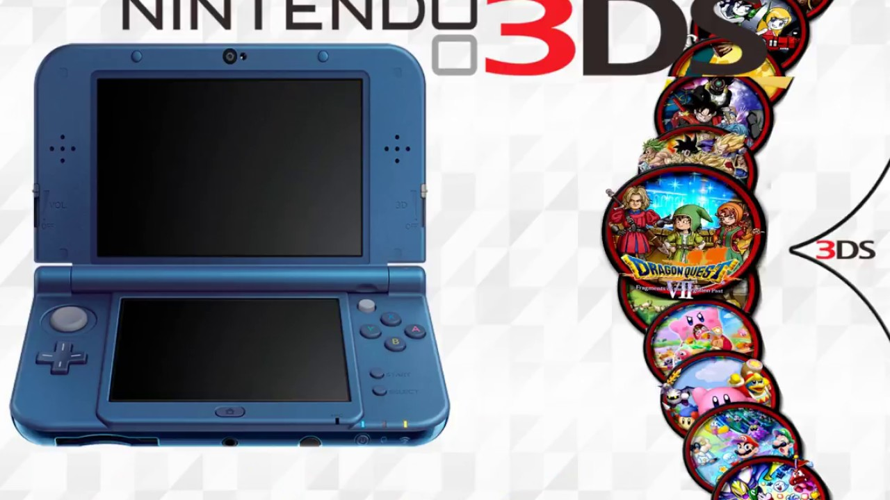 HyperSpin - Nintendo 3DS download pack (Media Only)
