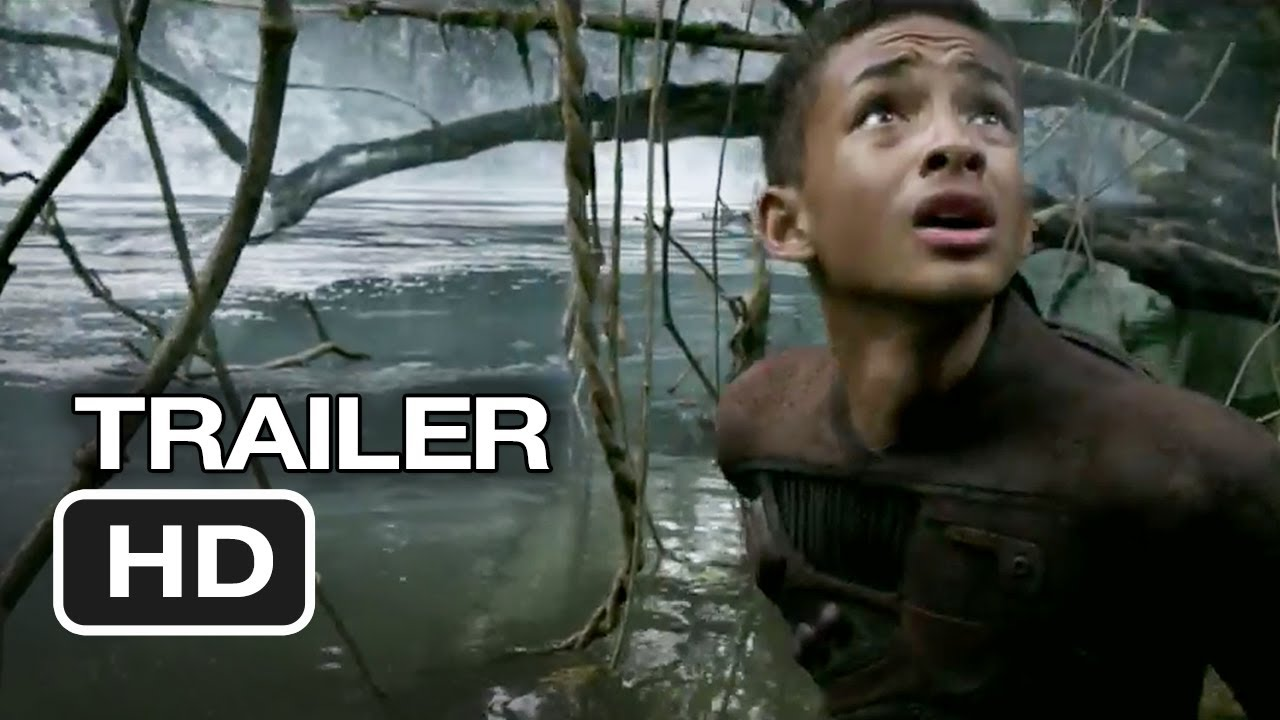 After Earth Official Trailer 2 2013 Will Smith Movie Hd Youtube