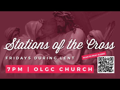 OLGC Stations of the Cross 2021