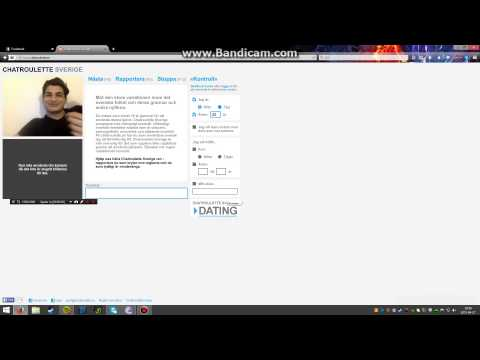 Chatroulette parnk sweden - YouTube