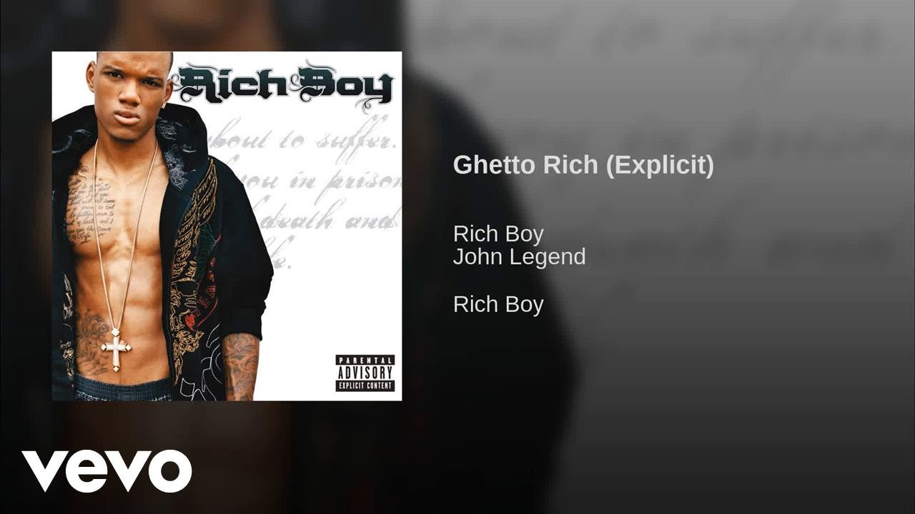 Rich boy get to poppin download
