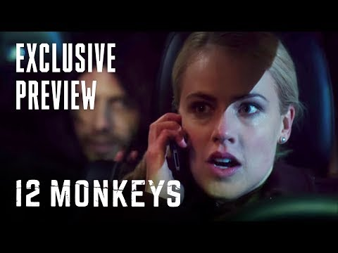 12 Monkeys Series Preview | The First 9 Minutes: Part 1 of 5 | SYFY