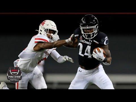 Houston Cougars vs. Cincinnati Bearcats | 2020 College Football Highlights