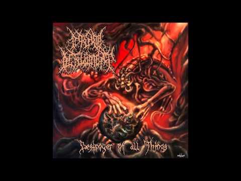 Infinite Defilement - Destroyer of all Things (2015) [Full Album]