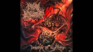 Infinite Defilement - Destroyer of all Things (2015) [Full Album]