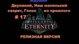 Прохождение Pillars of Eternity Ждущий, Двуликий, Наш маленький секрет, Голос из прошлого # 17
