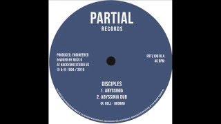 Disciples Abyssinia Mabrak Partial Records 10PRTL10010